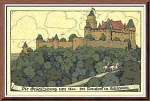 Zamek Grodziec (wieś, pow. złotoryjski)