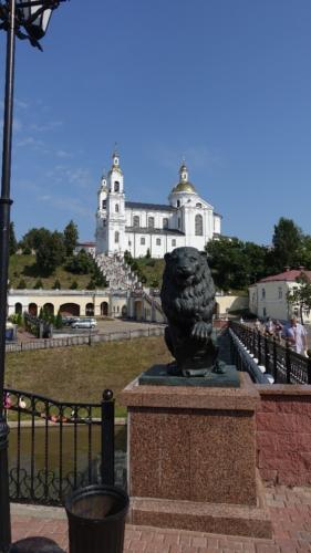 Witebsk – Cerkiew Sobór Zaśnięcia NMP