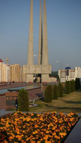Witebsk – pomnik Żołnierzy Radzieckich