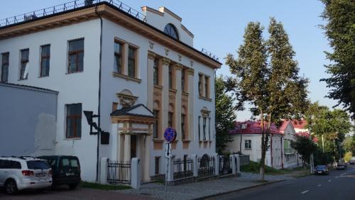 Witebsk - budynek Akademii Sztuki