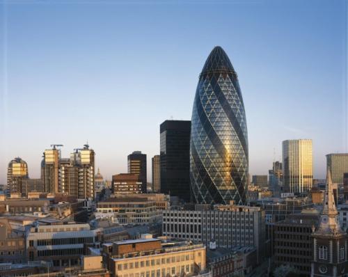 London egg ratusz