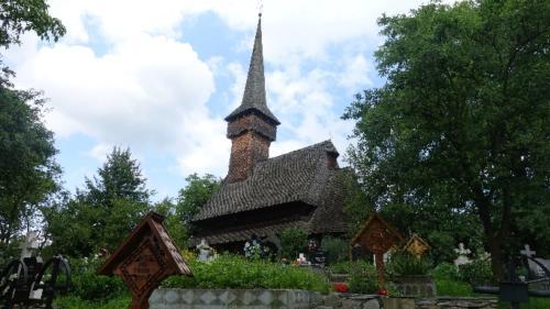 Deseşti – cerkiew pw. św. Paraskewy z 1770 r.