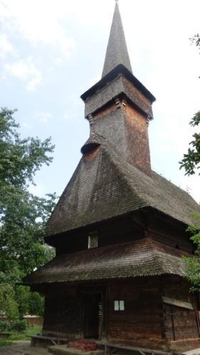 Deseşti - cerkiew pw. św. Paraskewy