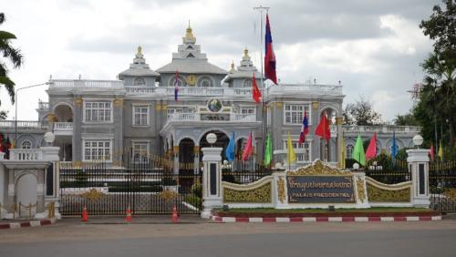 Vientian – Ho Kham Pałac Prezydencki