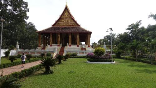 Vientian – świątynia Haw Phra Kaeo