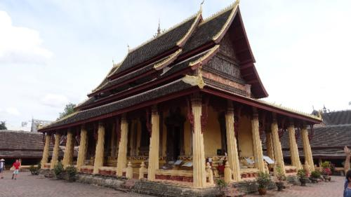 Vientian - pagoda Wat Si Saket (najstarsza wmieście)