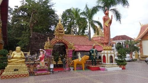 Vientian – teren świątyni