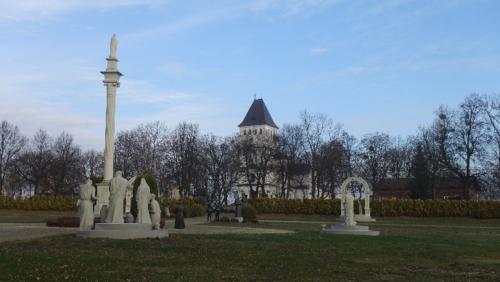 Kościół i Droga Różańcowa