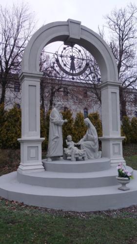 Tajemnica radosna - 3. Narodzenie Pana Jezusa.