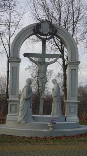 Tajemnica bolesna - 5. Śmierć Pana Jezusa na krzyżu.