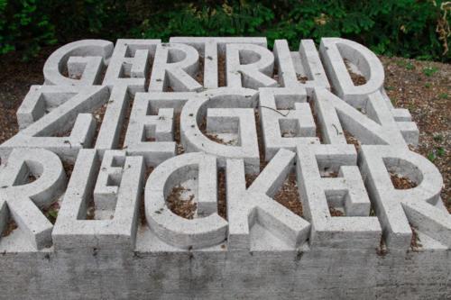 Kwatera dawnych mieszkańców Szczecina i gaj urnowy na Cmentarzu Centralnym