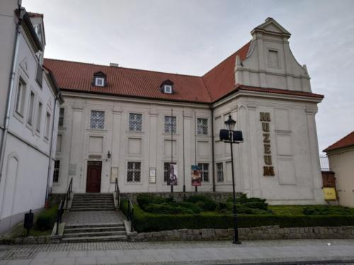 Dawny klasztor benedyktynek, obecnie Muzeum wGrudziądzu. (aut. Marcin Gorączko)