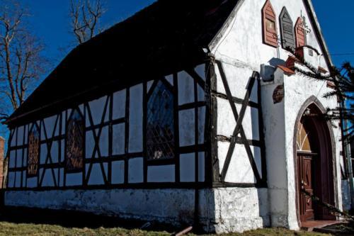 Pomianowo – reglowy kościół wiejski zXVIII w.