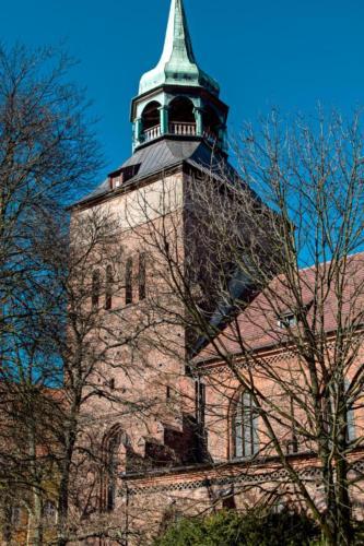 Białogard – gotycki kościół NMP