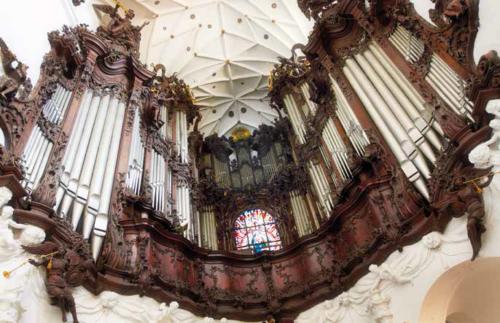 Gdańsk – Oliwa - Bazylika Archikatedralna - organy