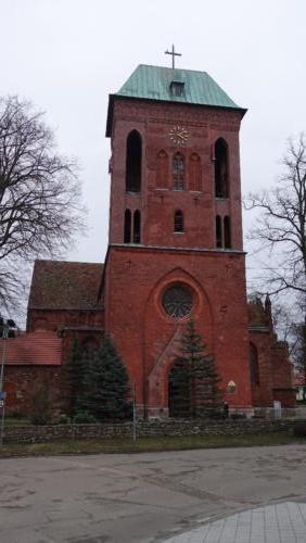 Kamień Pomorski – Katedra pw. św. Jana Chrzciciela