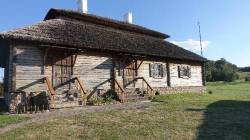Kosów Poleski – dwór – Muzeum Tadeusza Kościuszki