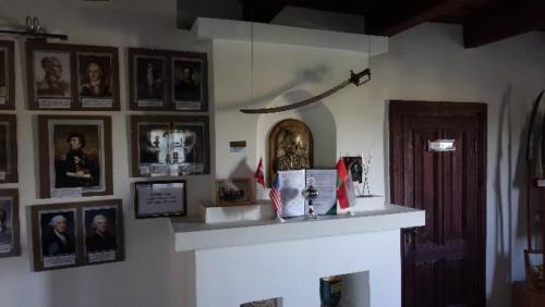 Kosów Poleski – wnętrze Muzeum Tadeusza Kościuszki
