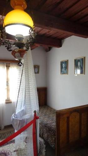 Kosów Poleski – wnętrze dworu Kościuszków - Muzeum Tadeusza Kościuszki