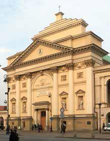 Warszawa – kościół św. Anny