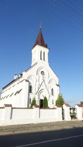 Kosów Poleski – kościół pw.Świętej Trójcy