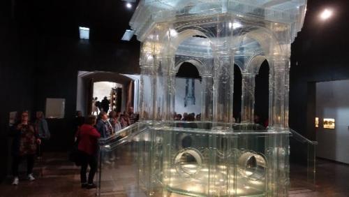 Chmielnik – szklana bima