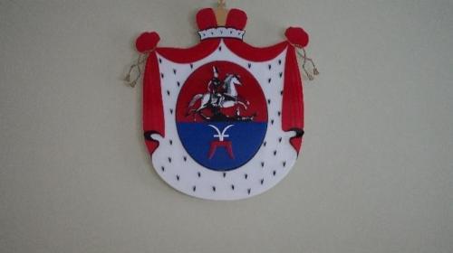 Zalesie – herb Ogińskich