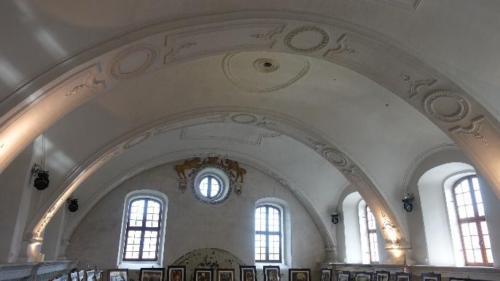 Chmielnik – babiniec synagogi
