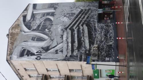 """Mural """"Our Rust"""""""" – Tomasza Sętowskiego"""